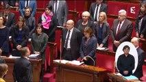 Minute de silence à l'Assemblée en hommage aux victimes de l'attentat de Berlin