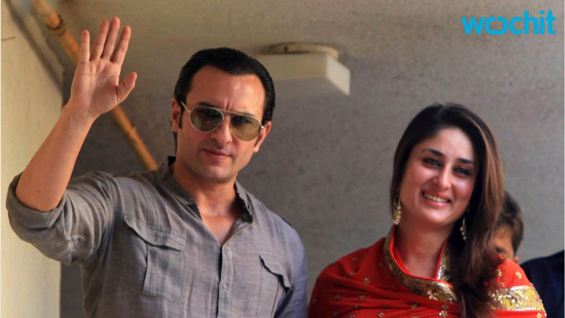 Bollywood couple Kareena Kapoor and Saif Ali Khan welcome baby boy