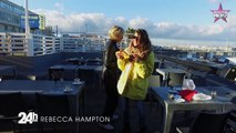 24 heures avec : Rebecca Hampton, fan incontestée de Pascal Obispo (EXCLU VIDEO)