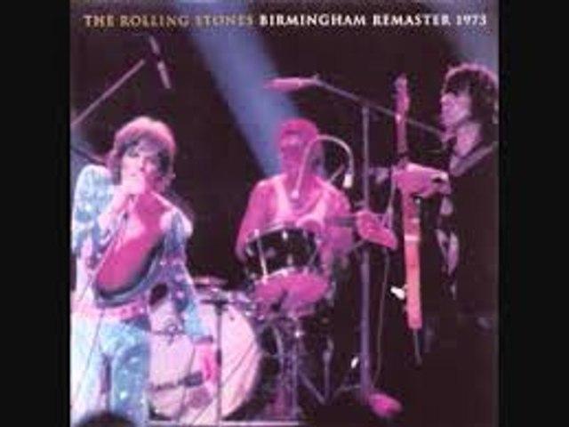 Rolling Stones - bootleg Birmingham,09-19-1973 part one