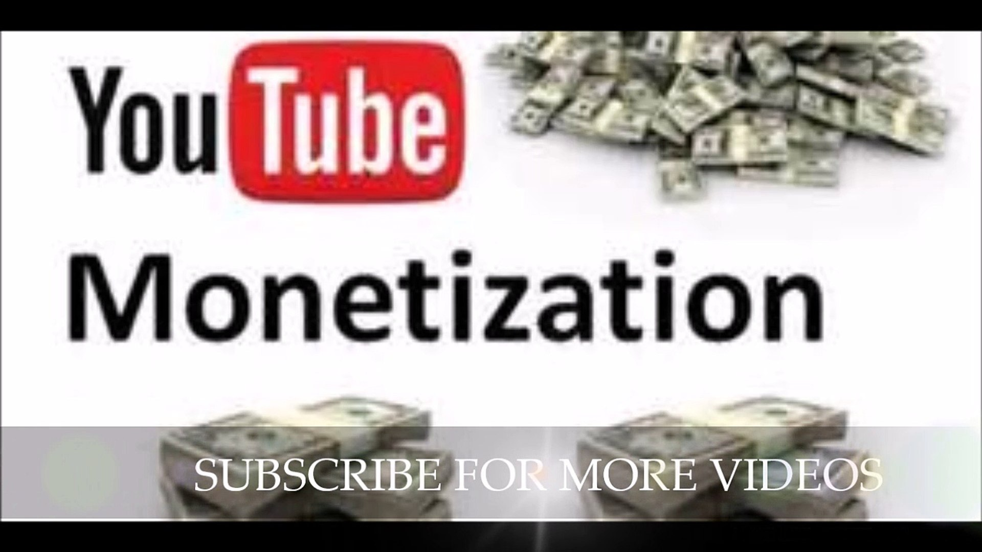 HOW, HOW MUCH AND WHEN YOUTUBE PAYS FOR VIDEOS