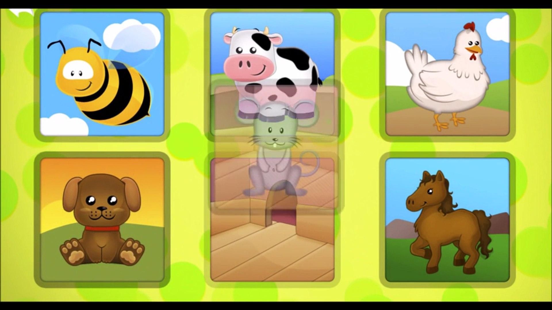 Animals Babies and Homes | Baby Animals | Animal Homes | Animal Habitats
