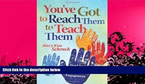 Audiobook You ve Got to Reach Them to Teach Them: Hard Facts About the Soft Skills of Student