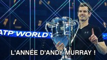 Retro 2016 - L'année d'Andy Murray