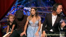 DWTS All Access Week 5  Allison and tWitch