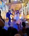 Farhan Saeed and His Sister Dancing on Balay Balay at Farhan and Urwa Wedding