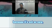 I Love You Lots and Will always do - by Miftachul Wachyudi (Yudee)