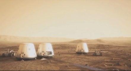 El misterio del agua en las 'rayas oscuras' de Marte