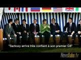 En juin 2007 Nicolas Sarkozy n'était pas bourré mais sous le choc après s'être fait insulté et victimisé par Vladimir Poutine...