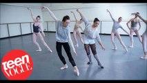 Laurie Hernandez - Dance  'Nutcracker' With the New York City Ballet