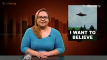 #JUSTSAYING: I Want to Believe