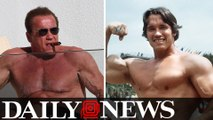 Arnold Schwarzenegger On His Deteriorating Body Image