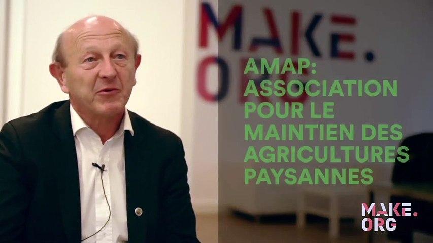 Jean-Luc Bennahmias candidat à la primaire de gauche répond aux questions des citoyens