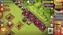 WHAT HAPPENS IF 500 MAXED WIZARDS! VS SHERBET TOWERS! _ OMG! I didn't expect this to happen...
