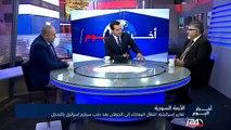 تقارير اسرائيلية: انتقال المعارك الى الجولان بعد حلب سيلزم اسرائيل بالتدخل