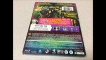 Critique combo Blu-ray/DVD Suicide Squad Extended Cut (L'escadron Suicide)