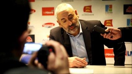 Pro B : Le Havre-SQBB, la réaction de Jean manuel Sousa.