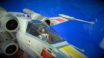 Star Wars YODA!! Play-Doh Surprise Egg Tutorial with Luke Skywalker! How-To Make YODA! X-Wing! fun