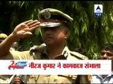Neeraj Kumar takes over as Delhi Police Commissioner 
