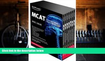 Price Kaplan MCAT Complete 7-Book Subject Review: Created for MCAT 2015 (Kaplan Test Prep) Kaplan