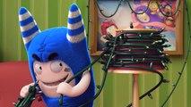 Christmas | Christmas With Oddbods | Christmas Cartoons | Funny Cartoons For Children
