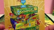 Jeu Spinderella pour enfants – Jeu pour enfants de lannée new – Qui file gagne ! Unboxing