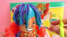 Play Doh lustige Frisuren mit Oskar aus der Mülltonne Demo   Sesamstrasse   Spiel mit mir   Deutsch