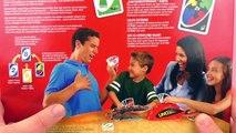 Instructions pour le UNO: Super jeu de cartes avec un distributeur de cartes | Extreme Review