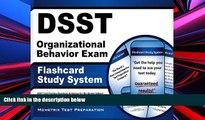 Price DSST Organizational Behavior Exam Flashcard Study System: DSST Test Practice Questions