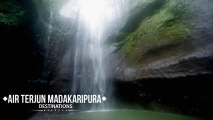 Megahnya Air Terjun Madakaripura
