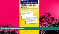 Price Multistate Bar Exam Flash Cards (Law in a Flash) Mary Basick For Kindle