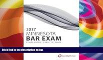 Buy Quest Bar Review 2017 Minnesota Bar Exam Primer Outlines and Checklists Audiobook Epub