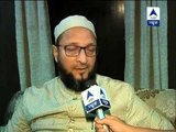 Asaduddin Owaisi refuses to express regret for his brother's hate speech