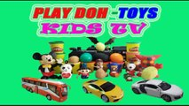 John Deere Vs Toyota Porte | Tomica Toys Cars For Children | Kids Toys Videos HD Collection