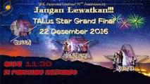 Grand Final TALus Star 2016