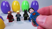 Superheroes Avengers Toys: Superman, Spider Man, Batman, Iron Man, Capitan America, Hulk
