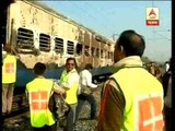 Dehradun express catches fire, nine dead