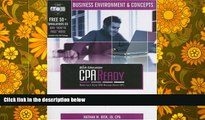 Price CPA Ready Comprehensive CPA Exam Review - 36th Edition 2007-2008: Business Environment