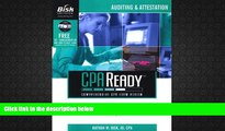Best Price Auditing   Attestation (Bisk CPA Ready Comprehensive Exam Review) Nathan M. Bisk For