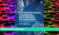 Online Greg F. Burton International Financial Reporting Standards: A Framework-Based Perspective