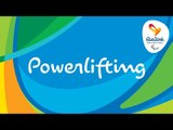 Men's -59kg | Powerlifting | Rio 2016 Paralympic Games