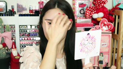 Pinkish Winter Flower Makeup tutorial 겨울을 핑크빛으로 물들여줄 꽃송이 겨울 메이크업|SSongyAng