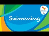 Rio 2016 Paralympic Games | Swimming Day 3