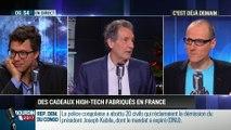 La chronique d'Anthony Morel: Des cadeaux high-tech fabriqués en France - 21/12