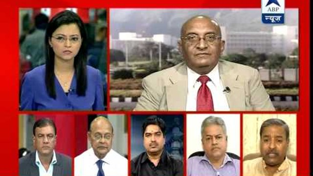 ABP News debate: Indo-pak tension rises-where is the solution?