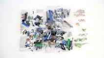 Lego Jurassic World 75920 Raptor Escape - Lego Speed Build