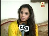 Sania Mirza reacts to her success in asiad.