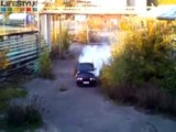 Police Chase BEST Street Drifting Compilation 2015 ( Street Drifting Fails, Burnouts, Racing )