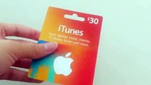 Free iTunes Cards - Free iTunes Gift Cards - iTunes Gift Codes Generator -2017
