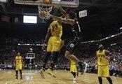 Malcolm Brogdon posterise Kyrie Irving et LeBron James (Top 10 NBA 20/12/16)